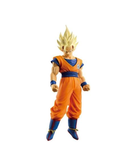 Banpresto - Figurine de collection Dragon Ball - Goku Super Saiyan 2 - 17cm