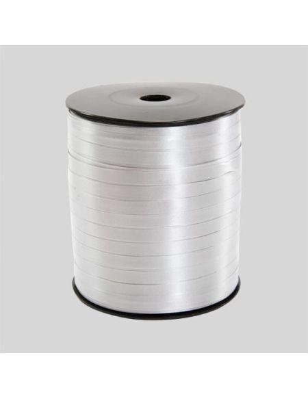 Bolduc - bobine de 500 m - 7,5 mm - argent