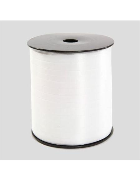 Bolduc blanc bobine 500m