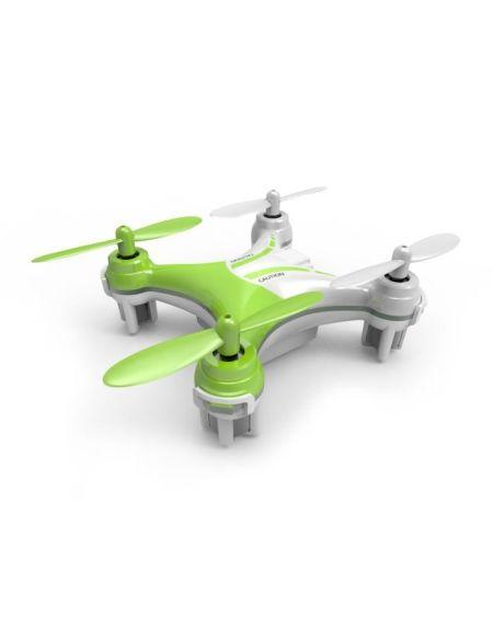SILVERLIT - Drone Télécommandé NanoXCopter - 6 CM - Vert