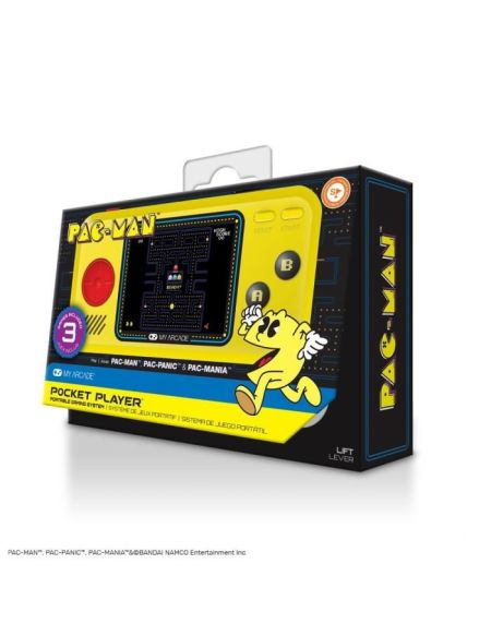 My Arcade Retro Handheld: Pac-Man