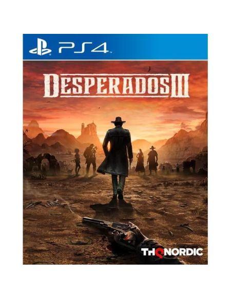 Desperados 3 Jeu PS4
