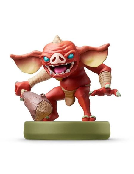 Figurine Amiibo Bokoblin - The Legend of Zelda: Breath of the Wild