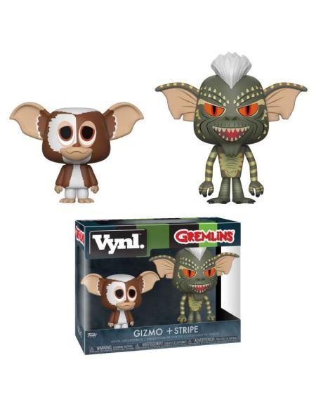 Figurines Funko: Pack de 2 Gremlins: Gizmo & Stripe