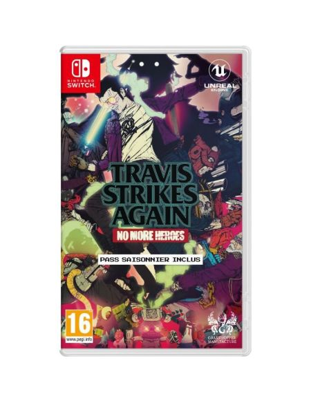 Travis Strikes Again : No more herŒs + Season Pass Jeu Switch