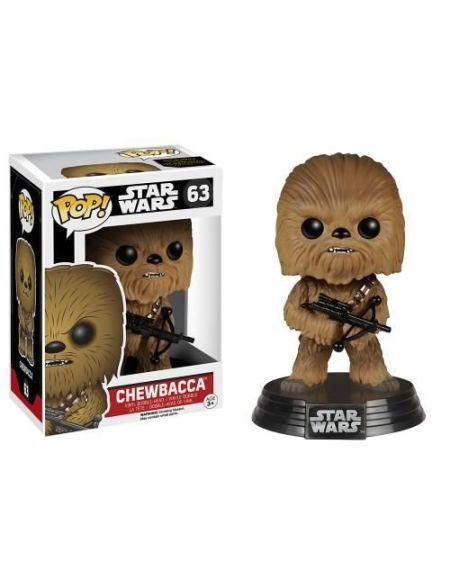 Figurine Funko Pop! Star Wars Ep.7 : Chewbacca