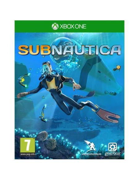 Subnautica Jeu Xbox One