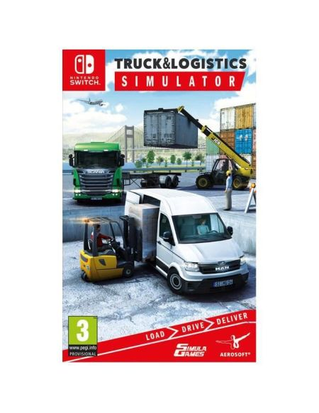Truck & Logistics Simulator Jeu Nintendo Switch
