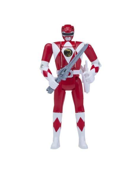 POWER RANGERS Figurine Auto Morphin Ranger Rouge