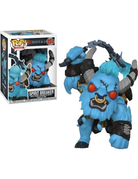 Figurine Funko Pop! Dota 2: Spirit Breaker