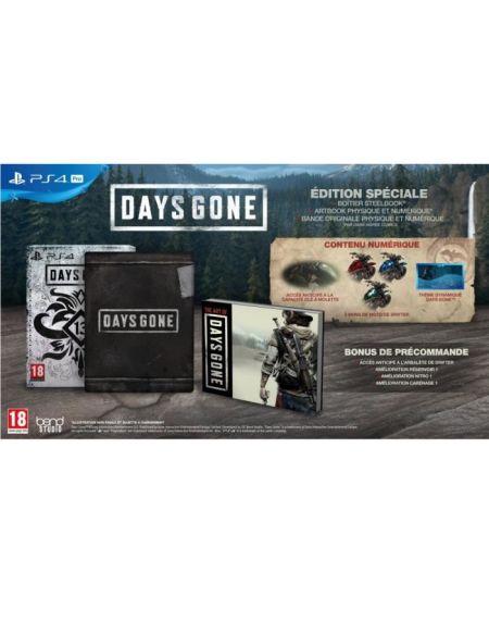 Days gone - Edition spéciale