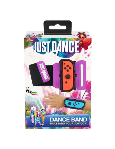 Brassard pour Joy Con Just Dance pour Switch