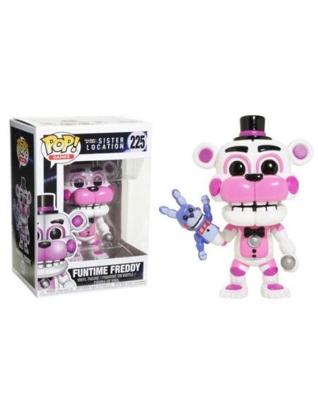 Figurine Funko Pop! Five Nights At Freddy's - Sister Location: Funtime Freddy