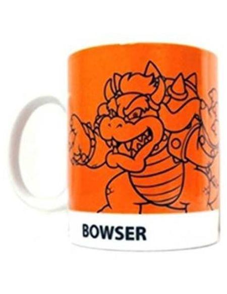 Mug Bowser 2d