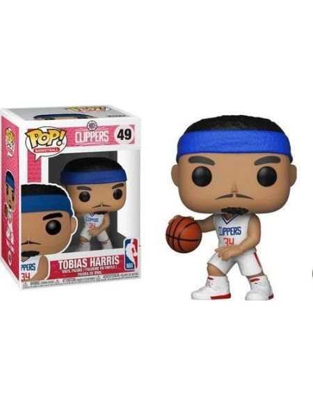 Figurine Funko Pop! NBA: Tobias Harris