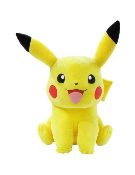 POKEMON Peluche Pikachu - 60 cm