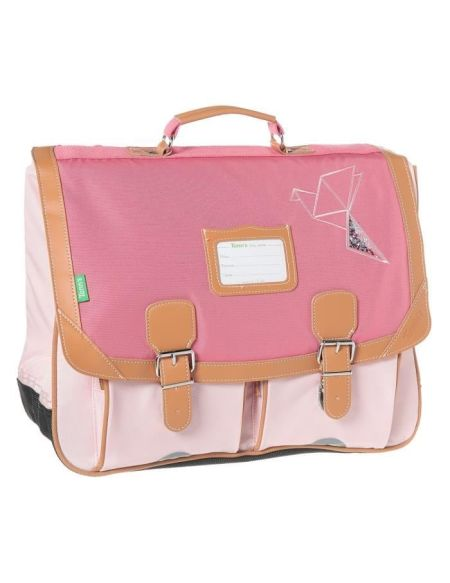 TANN'S Cartable 41 cm Les Fantaisies Ninon Rose Fille
