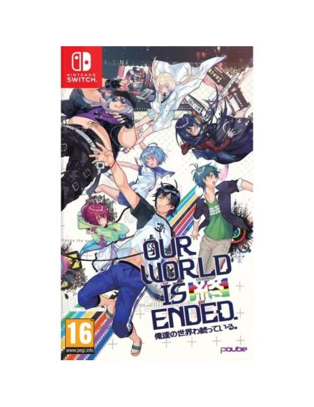 Our World is Ended - Day One Edition Jeu Switch