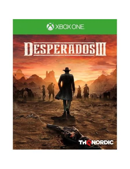 Desperados 3 Jeu Xbox One