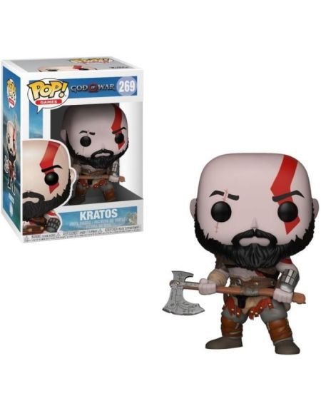 Figurine Funko Pop! God Of War : Kratos