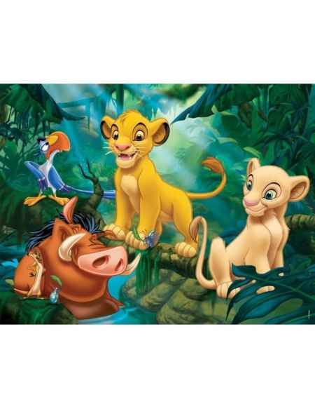 LE ROI LION Puzzle Simba & Co 30 pcs - Disney