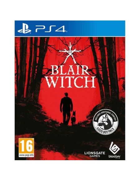 Blair Witch - Jeu PS4