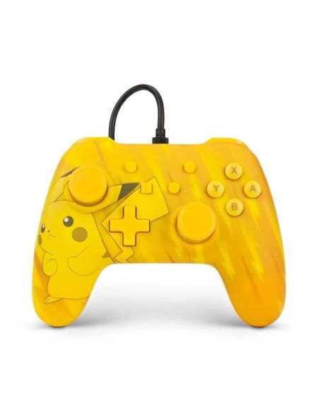 POWER A Manette Nintendo Switch Wired controller - Total Pikachu