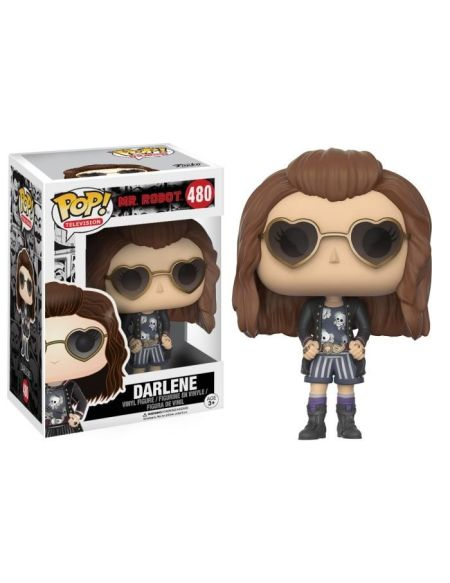 Figurine Funko Pop! Mr Robot : Darlene
