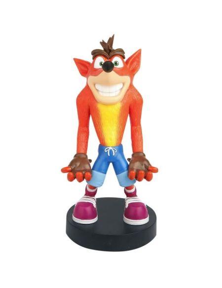 Figurine support et recharge manette Cable Guy Crash Bandicoot XL