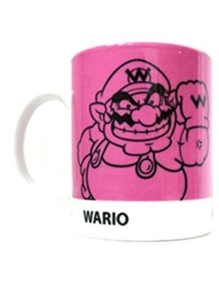 Mug Wario 2d - Personnage Mario