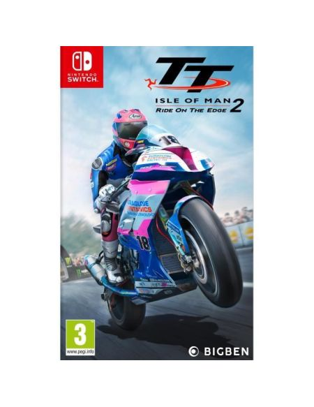 TT Isle Of Man 2 Jeu Nintendo Switch