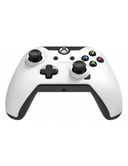 PDP Manette Filaire Pour Xbox One Blanc
