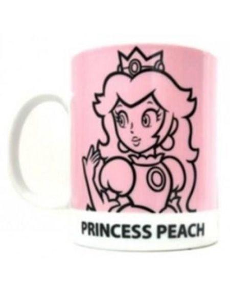 Mug Peach 2d
