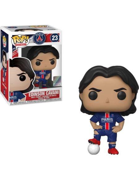 Figurine Funko Pop! Football: Edinson Cavani (PSG)