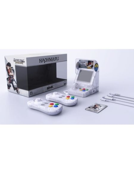 Console Neo Geo Mini : Samurai Showdown Limited Edition - Haohmaru