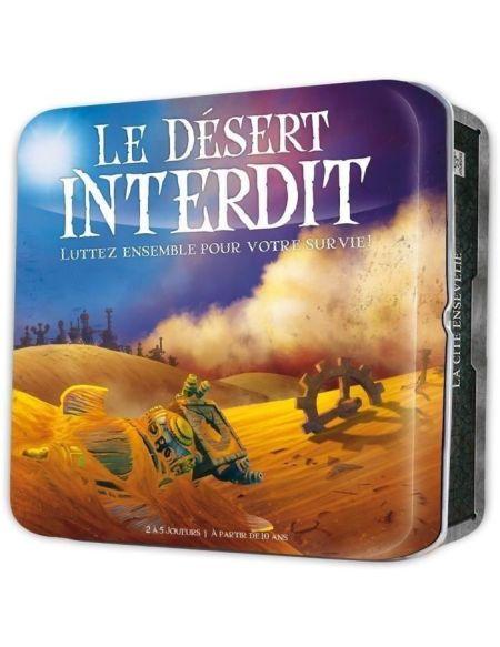 ASMODEE - Le Désert Interdit - Jeu de société / Stratégie - DES01