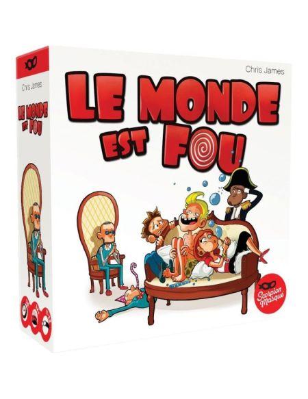 ASMODEE Le Monde Est Fou