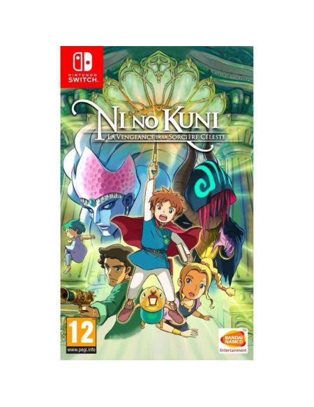 Ni no Kuni : La Vengeance de la Sorcière Céleste Jeu Switch