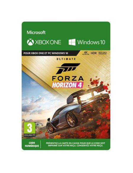 Forza Horizon 4 Ultimate Edition Xbox One à télécharger