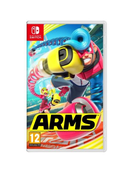Arms Jeu Switch