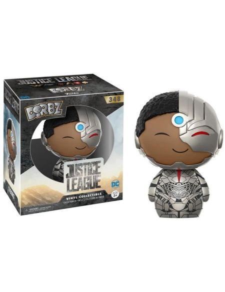 Figurine Funko Dorbz Justice League : Cyborg