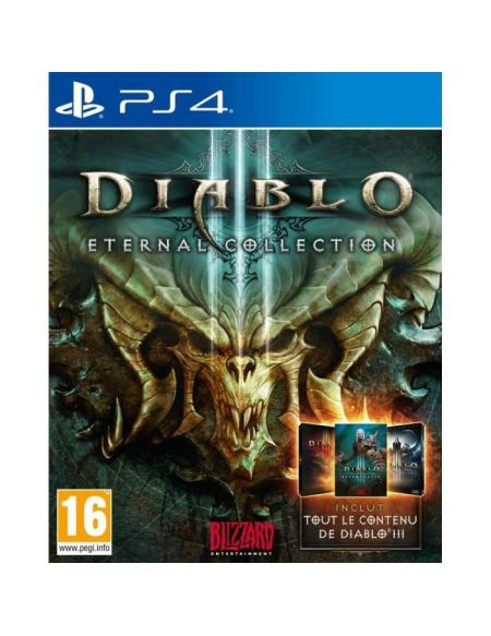 Diablo 3 Eternal Collection