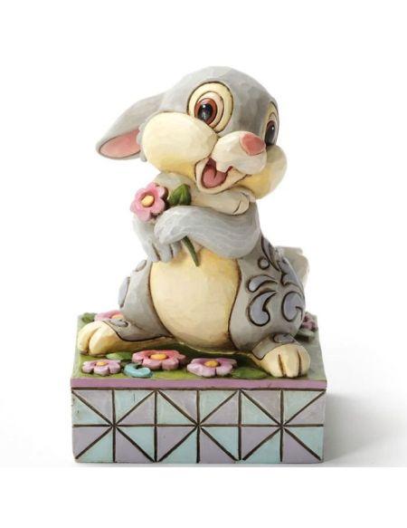 Figurine - DISNEY TRAD - PANPAN - Licence Officielle Bambi - Enesco