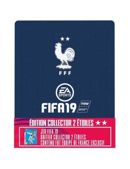 Fifa 19 - Edition collector 2 étoiles