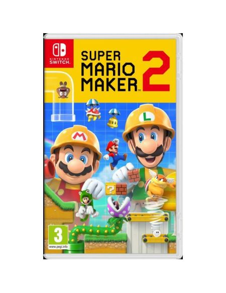 Super Mario Maker 2 Jeu Switch