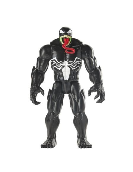 Marvel Spider-Man Maximum Venom – Figurine Titan Blast Gear Venom - 35cm