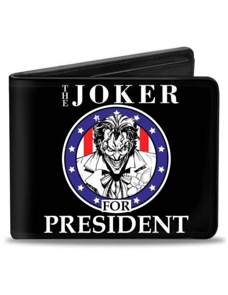Porte-Feuille DC Comics: The Joker For President