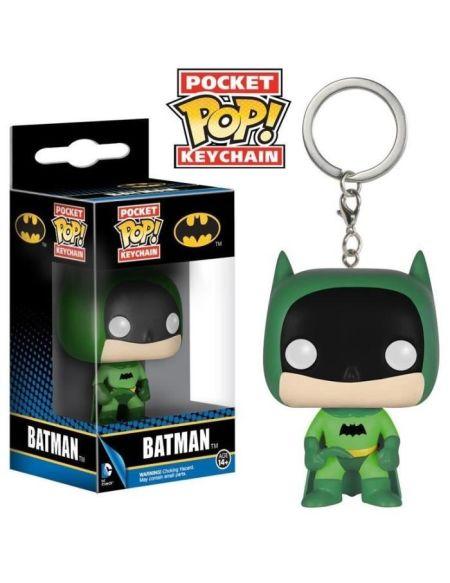 Porte-clé Funko Pocket Pop! Batman: Batman Vert