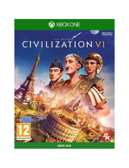 CIVILIZATION VI Jeu Xbox One