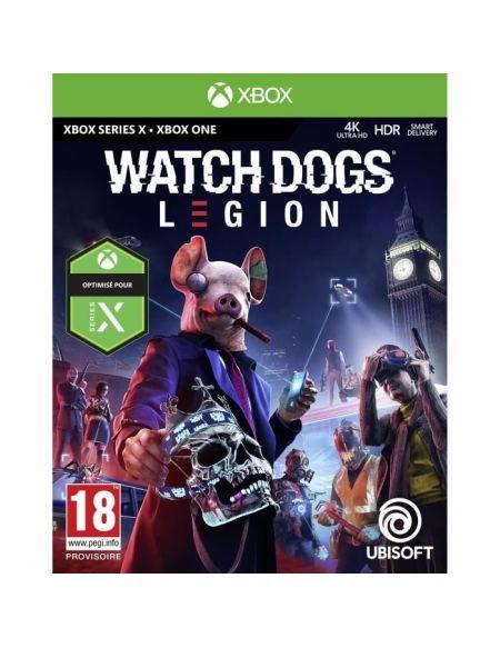 Watch Dogs Legion Jeu Xbox Series X - Xbox One